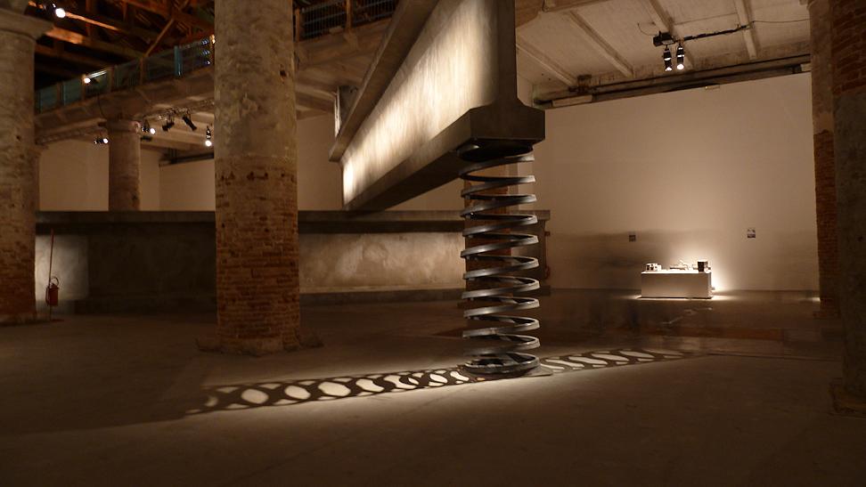 """Antón Garcia-Abril & Ensamble Studio """"Balancing Act"""""""