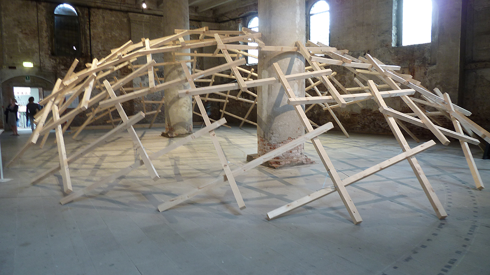 "Amateur Architecture Studio ""Decay of a Dome"""